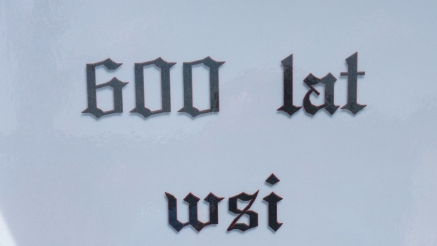 600 lat wsi Gierłatowo